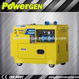 2014 Hot Sale!!!POWER-GEN 50hz diesel generator price list/generator price diesel generator set 5kva