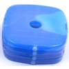 High performance plastic cold pack lunch ice box