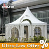 party tent event marquee pagoda tent canopy 6x6 with clearwindow