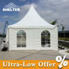 party tent event marquee pagoda tent canopy 8x8 with clearwindow