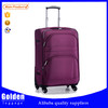 China supplier classical nylon luggage, trolley luggage, soft luggage