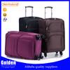 SKD travel luggage / nylon luggage / trolley luggage / soft lugage