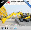 XCMG Mini Excavator Prices 15 tons XE150D Crawler Excavator