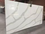 Quartz Slabs Engineered Stone with Veins