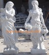 Life size Hand carved Marble figure sculpture
