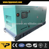 Industrial silent diesel generator 100kva powered by Detuz engine