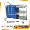 RT-020-1333(T) High Quality Hospital Dirt Rubbish Collection Laundry Cart