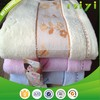 fully cotton jacquard untwisted bath face towel