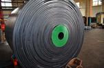 high quality cotton canvas conveyor belt for cement plant