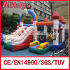Classical bounce houses combo outdoor toys