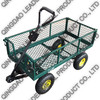 TC1804A-N Steel Meshed Garden Cart