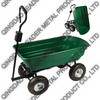 TC2145 Garden Dumping Cart with Plastic Tray