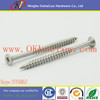 Stainless Steel Square Drive Flat Head Self Tapping Screws