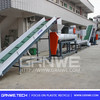 PET bottle crushing washing plastic recycling machine