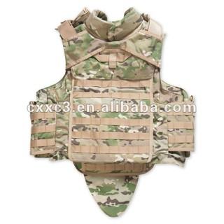 Multicam Camouflage Bulletproof Vest