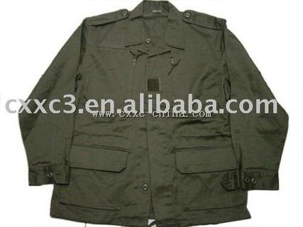 Oliver Green Color Army Vest