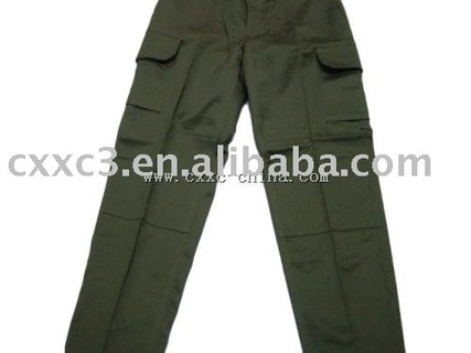 Oliver Green Military Pants