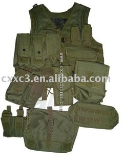 Oliver Green Tactical Vest