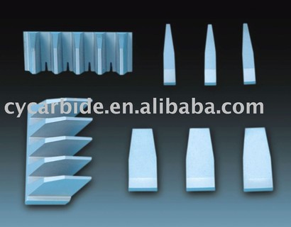 carbide finger joint tips