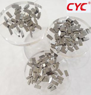 Pretinned saw tips tungsten carbide tungsten carbide woodworking saw tips