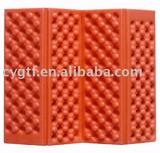 folding PE foam mat