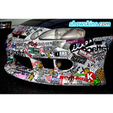 Car Stickers Bumper Sticker  Car Decals Vinyl Sticker car Pvc Sticker,Auto Sticker,Auto Decal - www.showskins.com