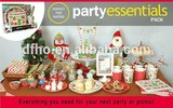 christmas party essentials owl party sets party supplies
