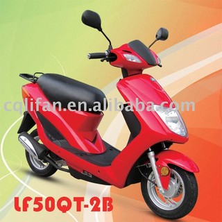 50cc Motorcycle LF50QT-2B Scooter