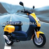 50cc Motorcycle LF50QT-9N Scooter