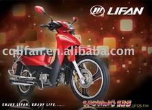 125cc 110cc Motorcycle SHOWING 125 CUB