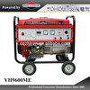 Gasoline AC 220V 230V 240V 6KW air cooled 15hp generator