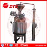 2015 new essential oil distillation machine of distillation equipment for sale