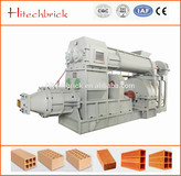 solid and hollow clay brick molding machine full plant seller