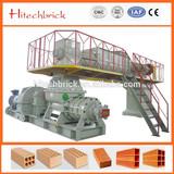 full automatic clay brick machine vacuum extruder machine supplier