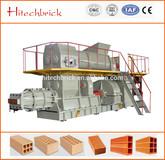 JKB60 double stage clay vacuum extruding machine brick molding machine