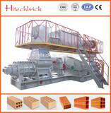 Small production machinery brick interlock production machinery for clay brick making machine plant