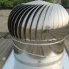 Natural Power Roof Exhaust Ventilation Fan Unpowered Roof Fan