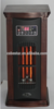 Quartz Infrared Heater/Electric Infrared Heater/1000w/1500w/120V 3 Prong Outlet