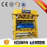 Promotion Hydraulic Pressure concrete block machine with Top Quality QM5-18 hollow block making machine price