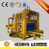 QM6-18 Automatic Concrete hollow brick block making machine high quality