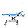 Aluminum Alloy stretcher trolley EDJ-010B
