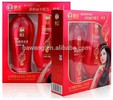 BAWANG Anti-hair fall shampoo pack for ladies, hair fall control shampoo, hot sale herbal hair shampoo, OEM service