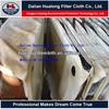 Silicon carbide filter cloth, silicon oxide filter cloth