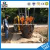 Garden equipemnts tree spade,Tree transplant machine
