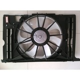 ALUMINUM RADIATOR FAN FOR COROLLA/SD 09-13 10 11 12