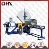 """OHA"" Brand Automatic high speed spiral tubeformer , Spiral round HVAC duct forming machine Spiral Tubeformer TF-1500"