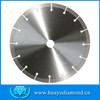 "9"" 230mm narrow U sintered segmented diamond saw blade"