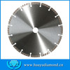 "9"" 230mm turbo sintered segmented diamond saw blade, manufacturers supply for cutting granite, marble, limestone, concrete"