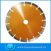 "9"" 230mm sintered segmented diamond saw blade, manufacturers supply for cutting granite, marble etc"