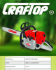 Petrol Chainsaw Chain Saw Machine